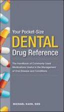 Your Pocket-size Dental Drug Reference