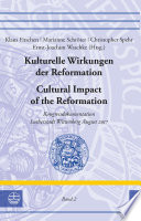 Cultural Impact of the Reformation