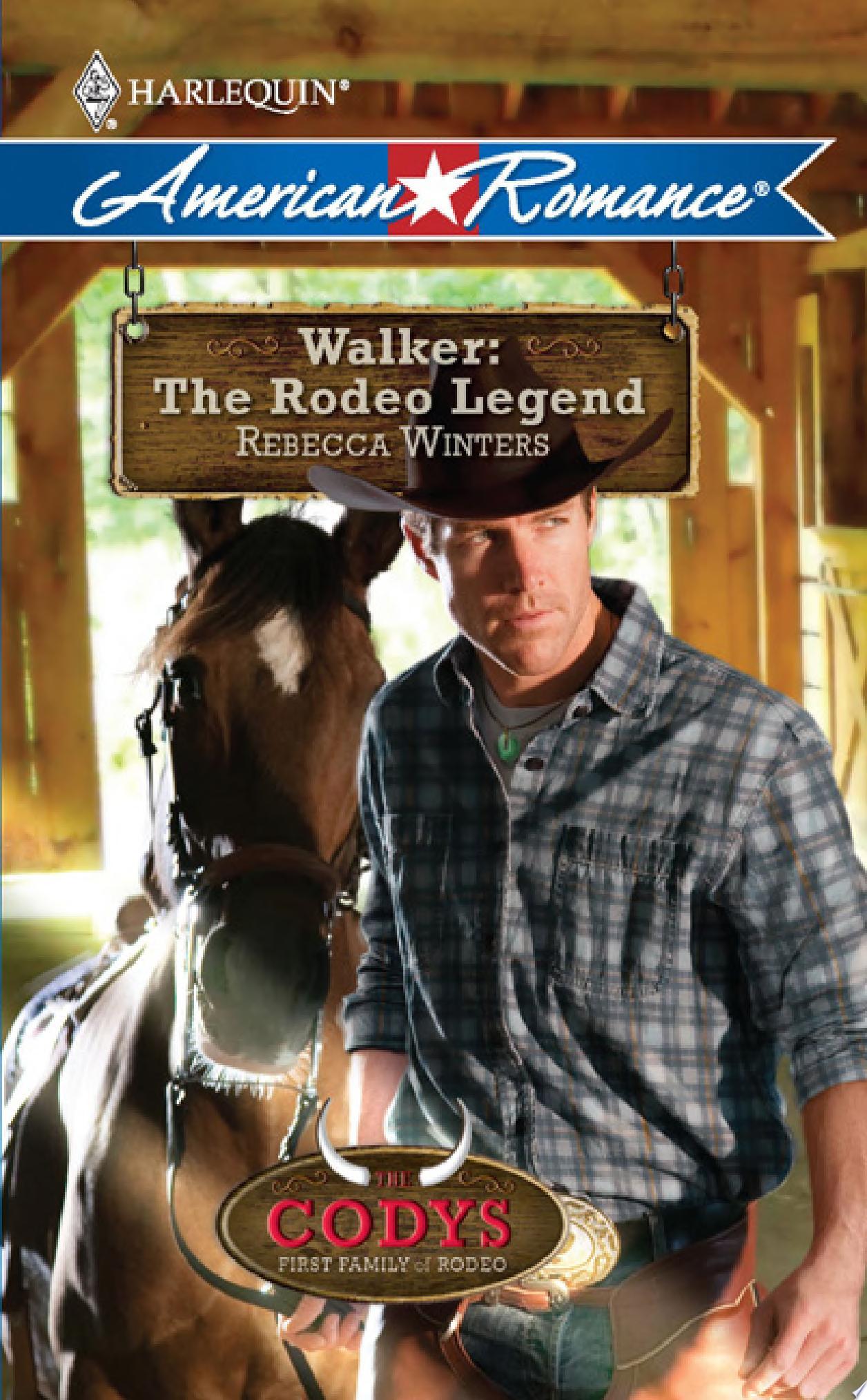 Walker  The Rodeo Legend