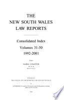 New South Wales law reports