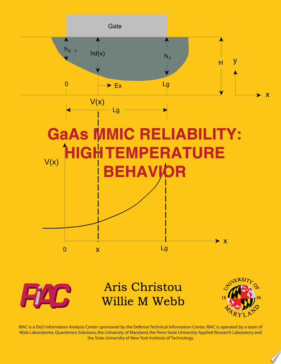 GaAs MMIC Reliability - High Temper