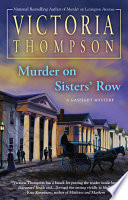Murder on Sisters  Row