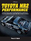 Toyota MR2 Performance HP1553