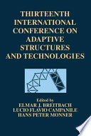 13th International Conference On Adaptive Structures And Technologies 2002 Book PDF
