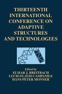13th International Conference on Adaptive Structures and Technologies  2002