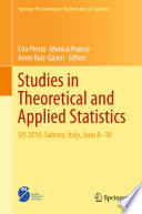 Studies In Theoretical And Applied Statistics Book PDF
