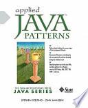 Applied Java Patterns