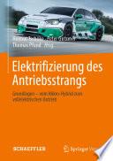 Elektrifizierung des Antriebsstrangs