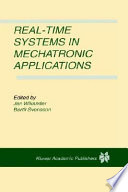 Real Time Systems In Mechatronic Applications Book PDF