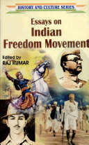 Essays on Indian Freedom Movement
