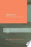 Splicing Life  Book