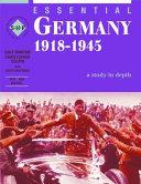 Books - Essential Germany 1918-45 Sb | ISBN 9780719577536