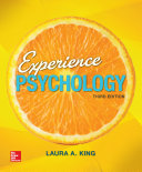 Experience Psychology   LooseLeaf Book PDF