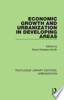 Economic Growth And Urbanization In Developing Areas