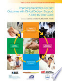 Improving Medication Use And Outcomes With Clinical Decision Support  Book PDF
