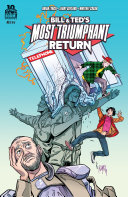 Bill and Ted's Most Triumphant Return #2 (of 6)