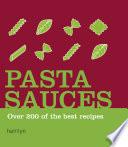 Pasta Sauces Book