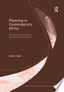Planning in Contemporary Africa