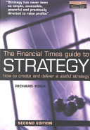 Cover of The Financial Times Guide to Strategy