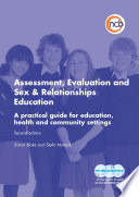 Assessment, Evaluation and Sex and Relationships Education
