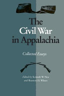 The Civil War in Appalachia: Collected Essays