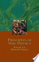 Principles of Soil Physics