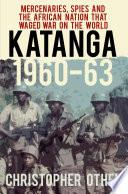 Katanga 1960 63 Book