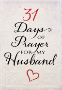 31 Days of Prayer for my Husband [Pdf/ePub] eBook