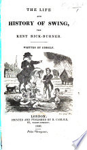 The History Of Swing The Noted Kent Rick Burner Written By Himself