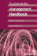 Sustainability Management Handbook [Pdf/ePub] eBook