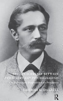 Pdf Freud's Schreber Between Psychiatry and Psychoanalysis Telecharger