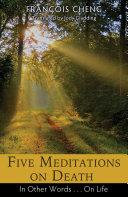 Five Meditations on Death Pdf/ePub eBook