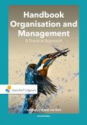 Pdf Handbook Organisation and Management