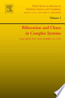 Bifurcation And Chaos In Complex Systems Book PDF