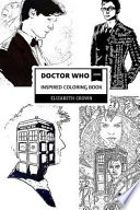 Doctor Who Inspired Coloring Book