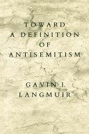 Toward a Definition of Antisemitism Pdf/ePub eBook