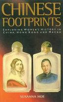 Chinese Footprints