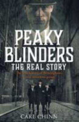Book cover of 'Peaky Blinders' by Carl Chinn