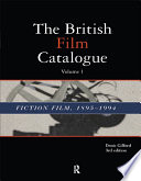 The British Film Catalogue Book