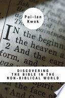 Discovering The Bible In The Non Biblical World