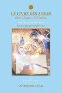 Pdf Le Livre des Anges, Rêves-Signes-Méditation, Tome 6 Telecharger