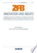 Innovation und Absatz
