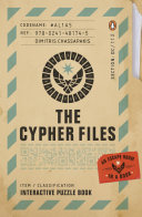 The Cypher Files Book