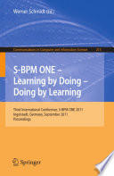 S BPM ONE   Learning by Doing   Doing by Learning