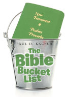 The Bible Bucket List Pdf/ePub eBook