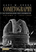 Cometography  Volume 4  1933   1959