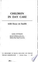 Children in Day Care