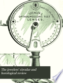 The Jewelers  Circular and Horological Review Book