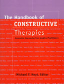 The Handbook of Constructive Therapies