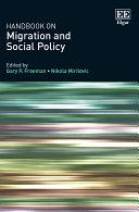 Handbook on Migration and Social Policy Pdf/ePub eBook